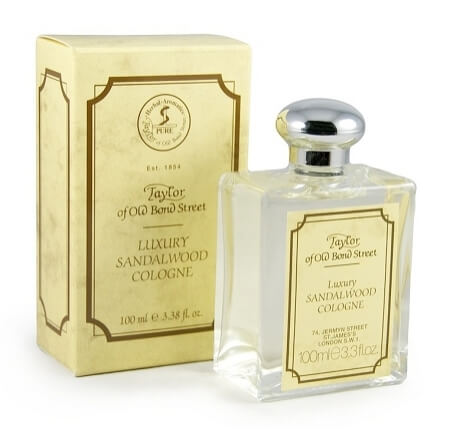 Taylor of Old Bond Street Sandalwood kolínská voda 100 ml