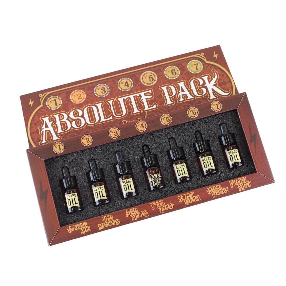Hey Joe Absolute Pack 7 x 3 ml