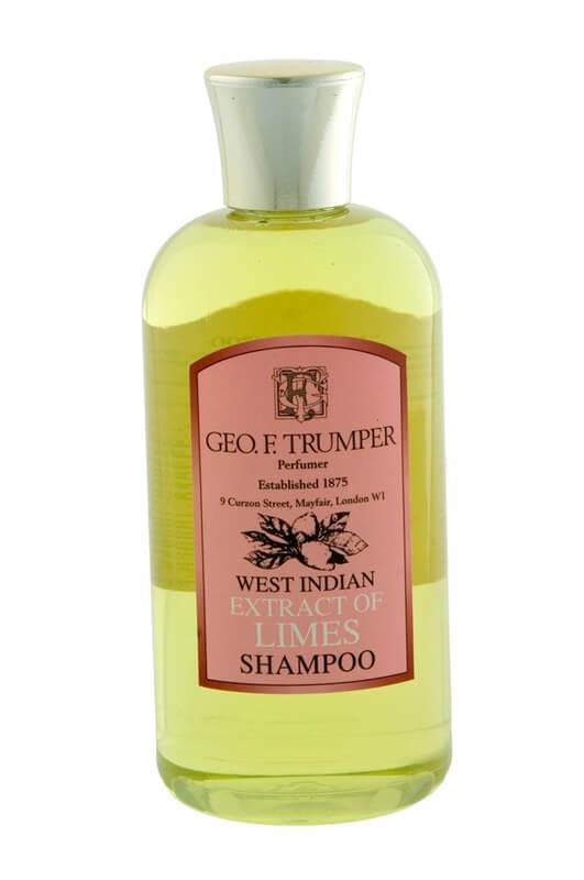 Geo F. Trumper Extract of Limes, šampon na vlasy 200 ml