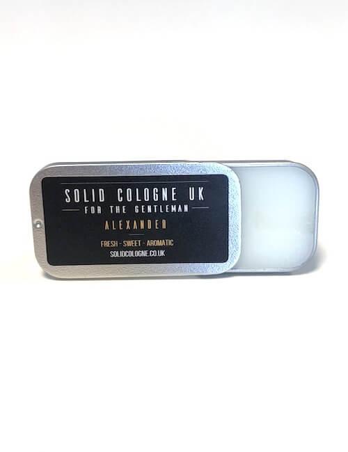 Solid Cologne Alexander tuhá kolínská 18 ml