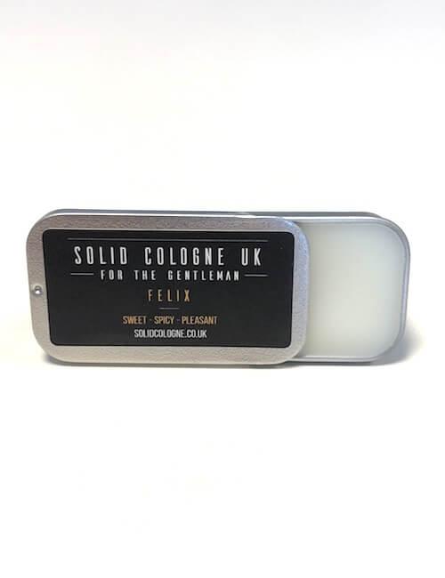 Solid Cologne Felix tuhá kolínská 18 ml