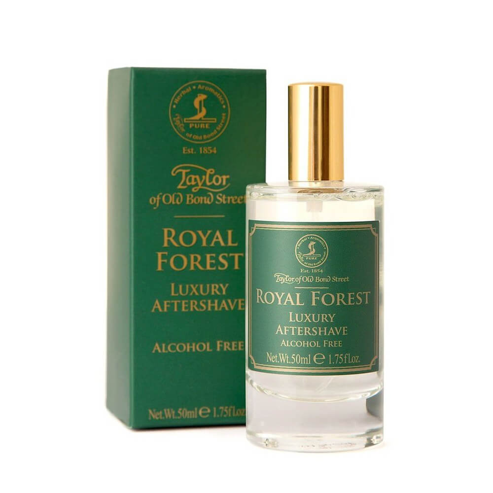 Taylor of Old Bond Street Royal Forest voda po holení 50 ml