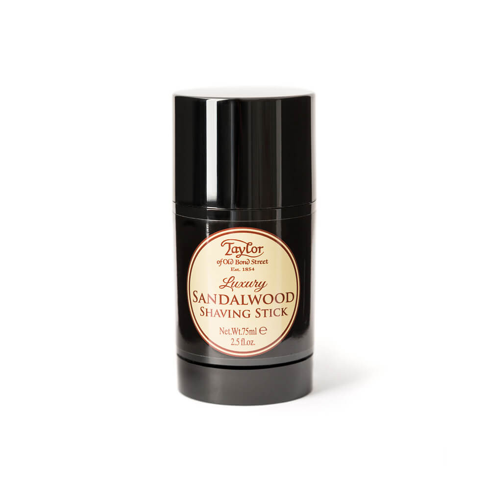 Taylor of Old Bond Street Sandalwood Stick mýdlo na holení 75 ml
