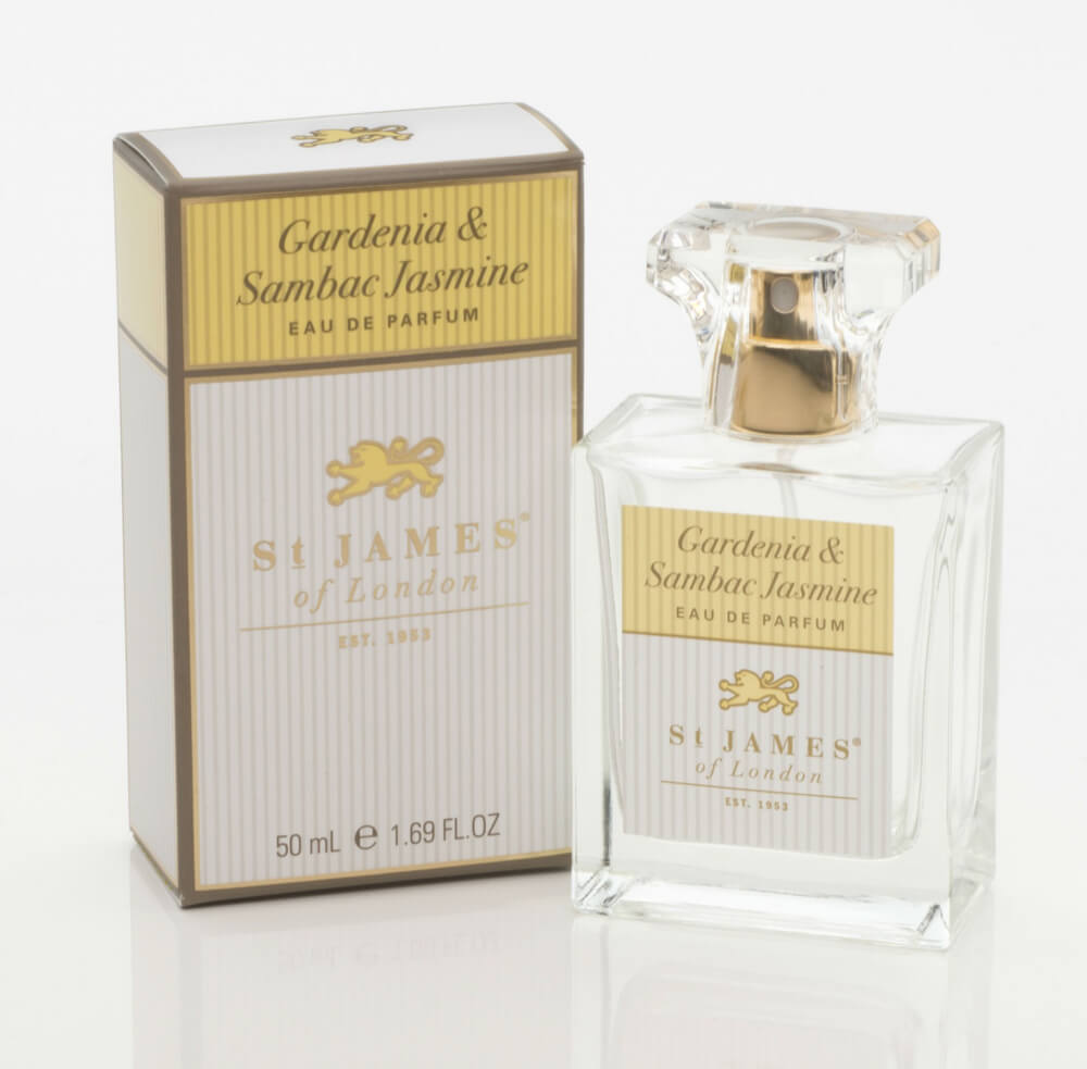 St James of London Gardenia & Sambac Jasmine, parfémovaná voda 50 ml