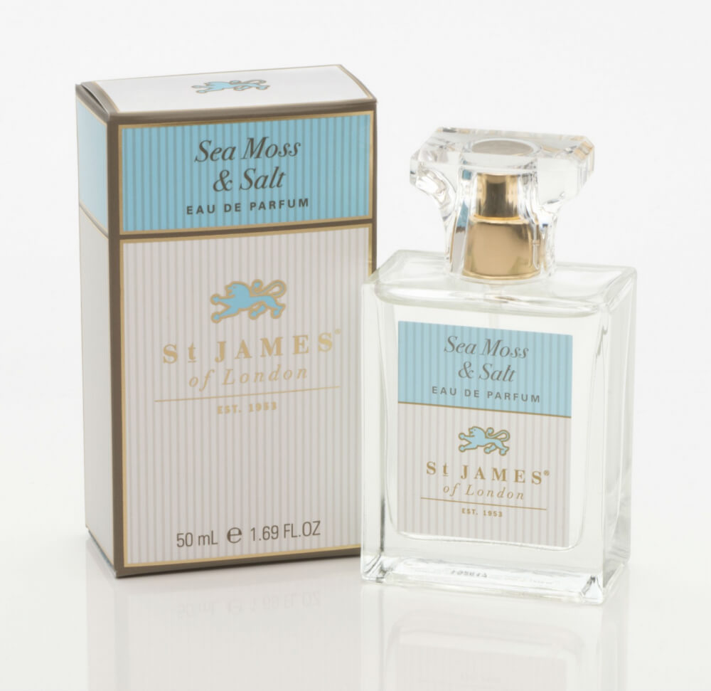 St James of London Sea Moss & Salt, parfémovaná voda 50 ml