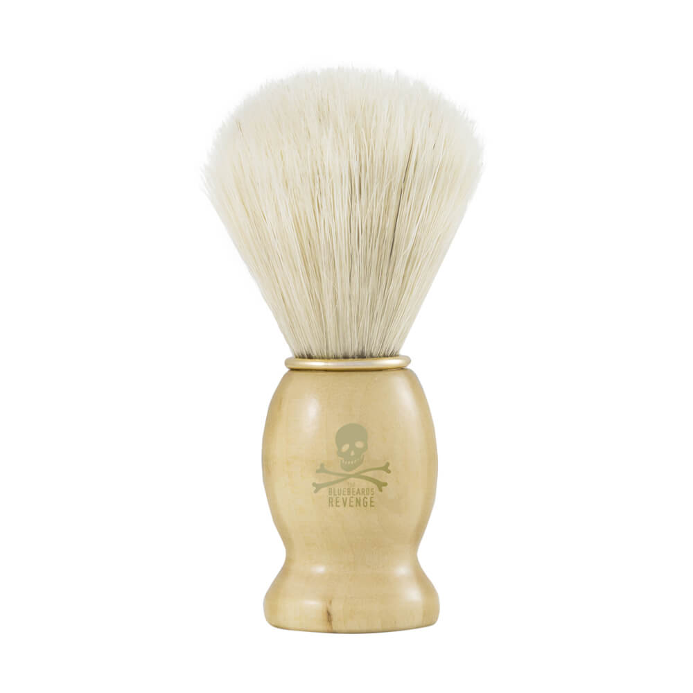 Bluebeards Revenge Doubloon Synthetic Bristle Brush