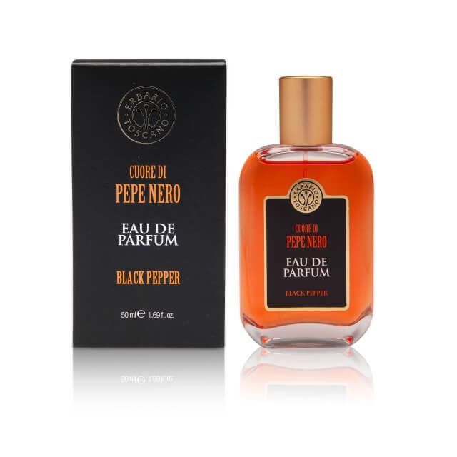 Erbario Toscano Černý pepř parfémovaná voda 50 ml