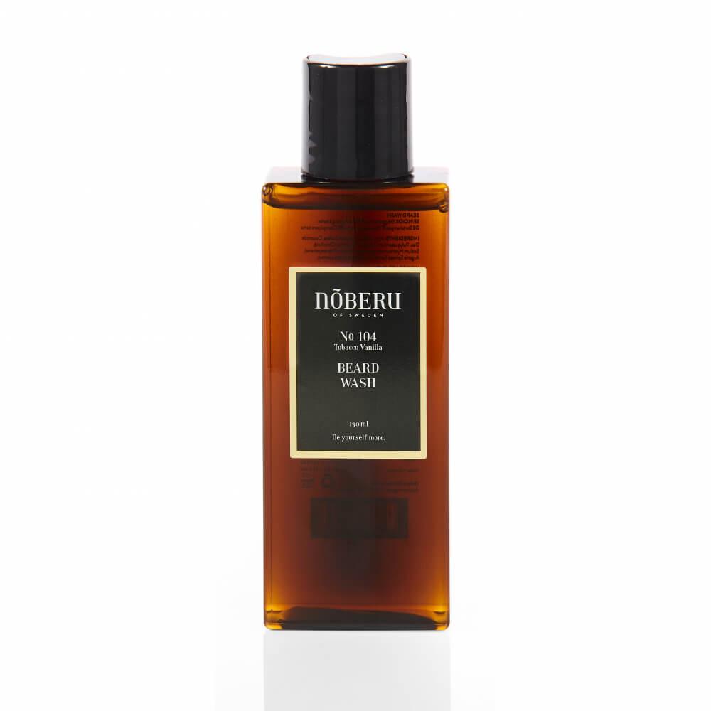 Noberu Tobacco Vanilla šampon na vousy 130 ml
