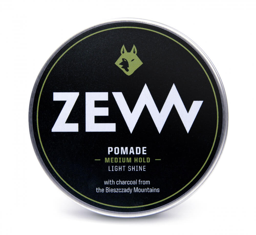 Zew for men Charcoal pomáda 100 ml