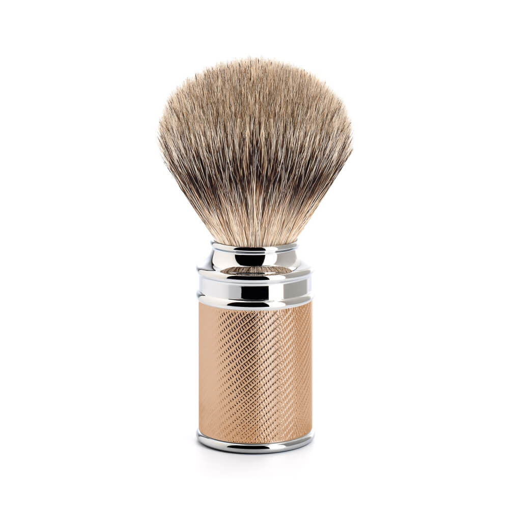 Mühle Traditional Rosegold Silvertip Badger