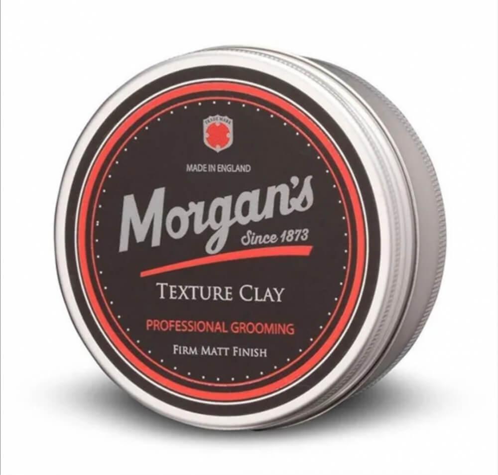 Morgans Texture Clay hlína na vlasy 75 ml