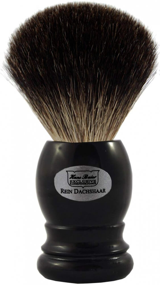 Hans Baier Black Pure Badger