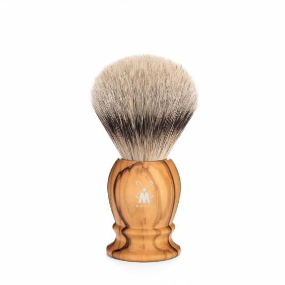 Mühle Classic Olivewood Silvertip Badger