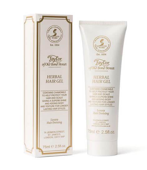 Taylor of Old Bond Street Herbal gel na vlasy 75 ml