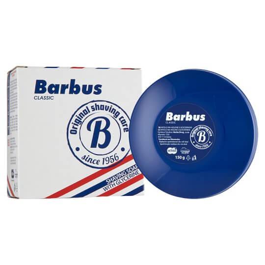 Barbus pěnivý krém na holení v kelímku 150 g