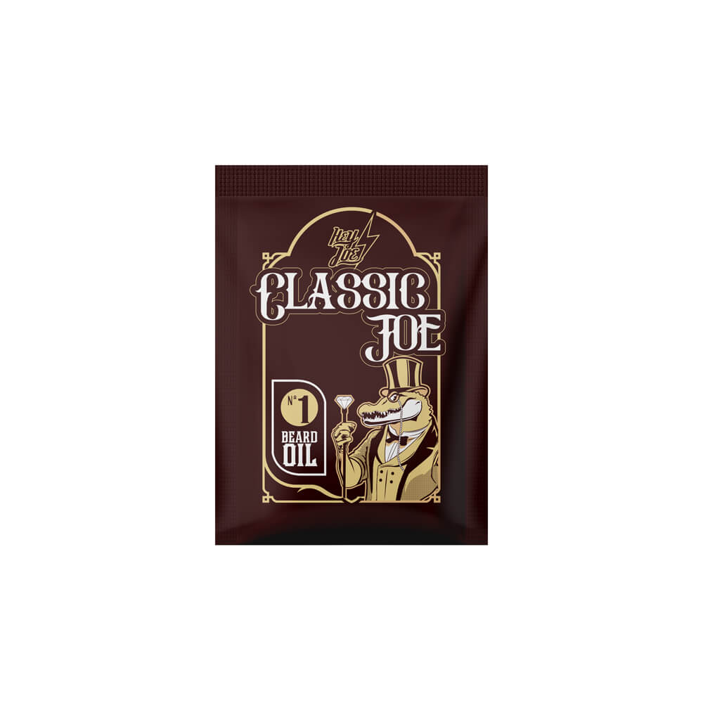 Hey Joe Classic, olej na vousy 1 ml
