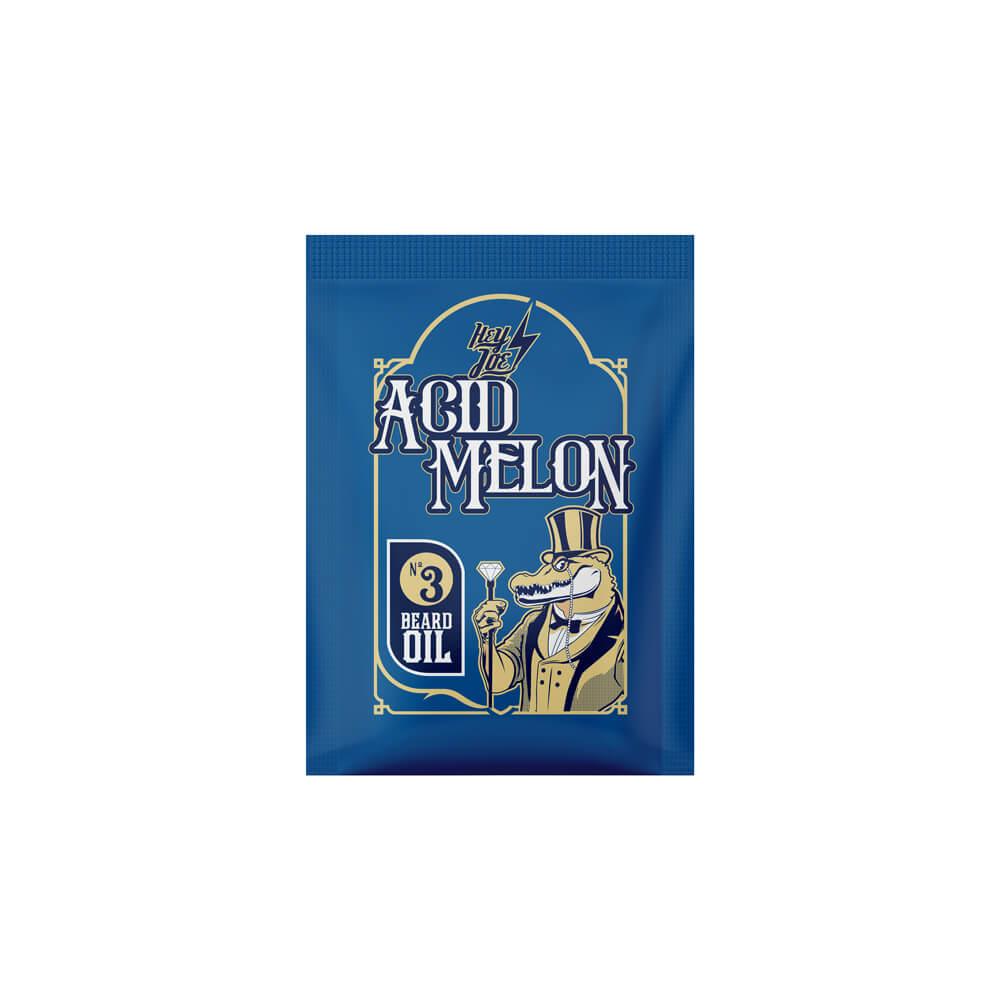 Hey Joe Acid Melon, olej na vousy 1 ml