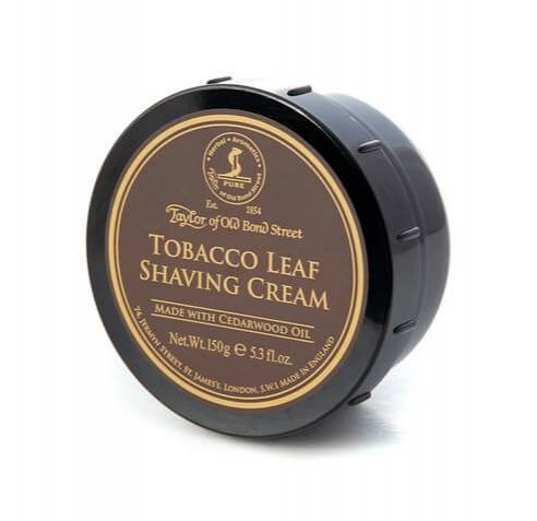 Taylor of Old Bond Street Tobacco Leaf krém na holení 150g