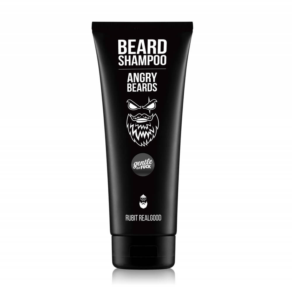 Angry Beards šampon na vousy 250 ml