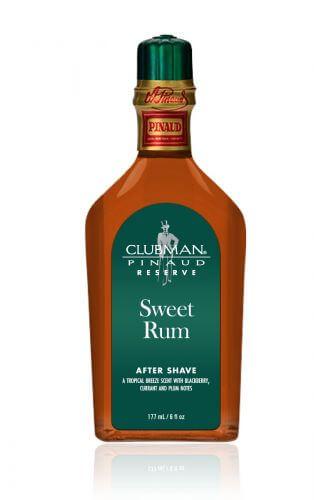 Clubman Pinaud Sweet Rum voda po holení 177 ml