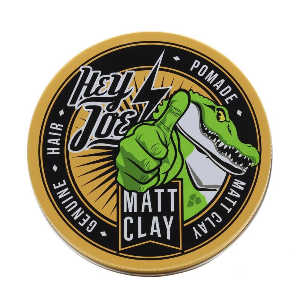 Hey Joe Matt Clay, hlína na vlasy 100 ml