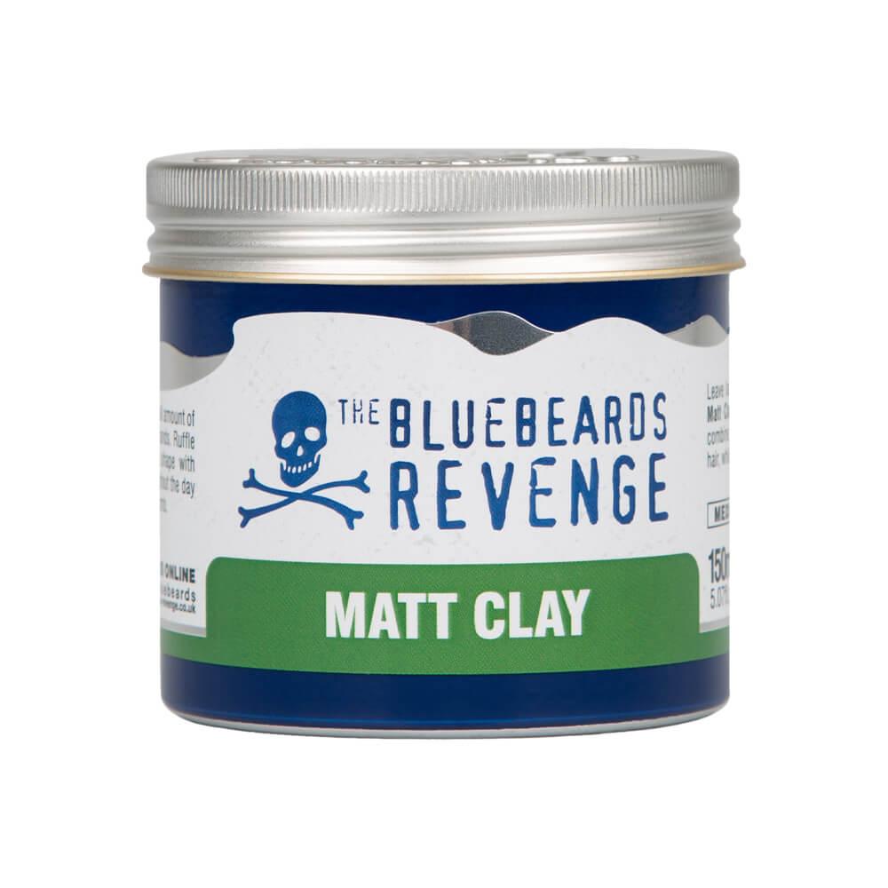 Bluebeards Revenge, matný jíl na vlasy 150 ml