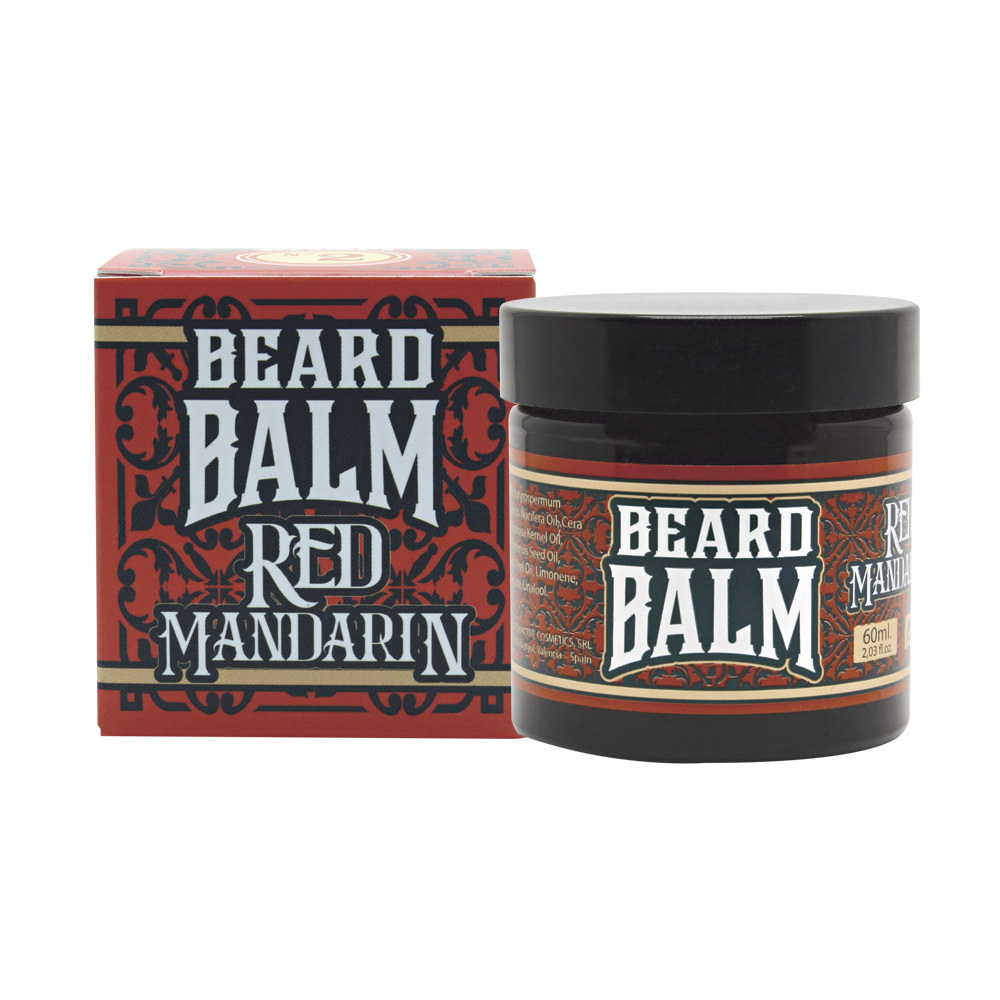 Hey Joe Mandarin, balzám na vousy 60 ml