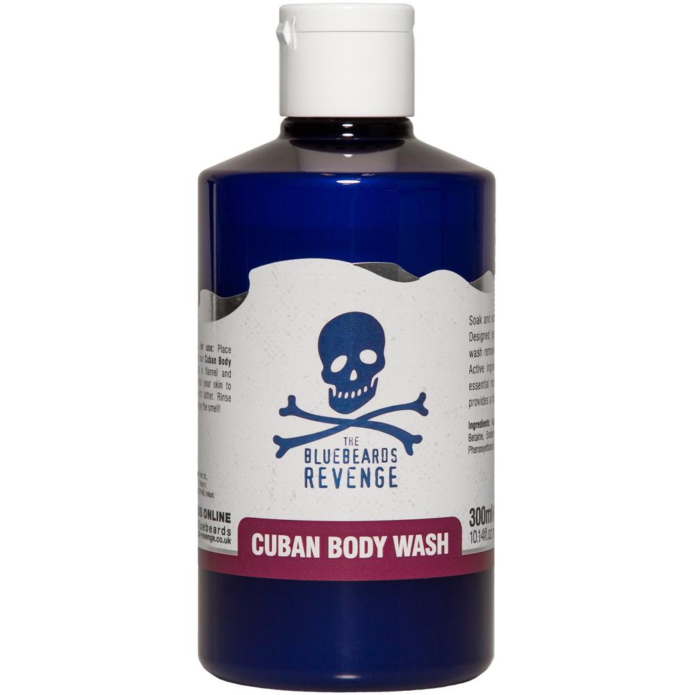 Bluebeards Revenge Cuban sprchový gel 300 ml