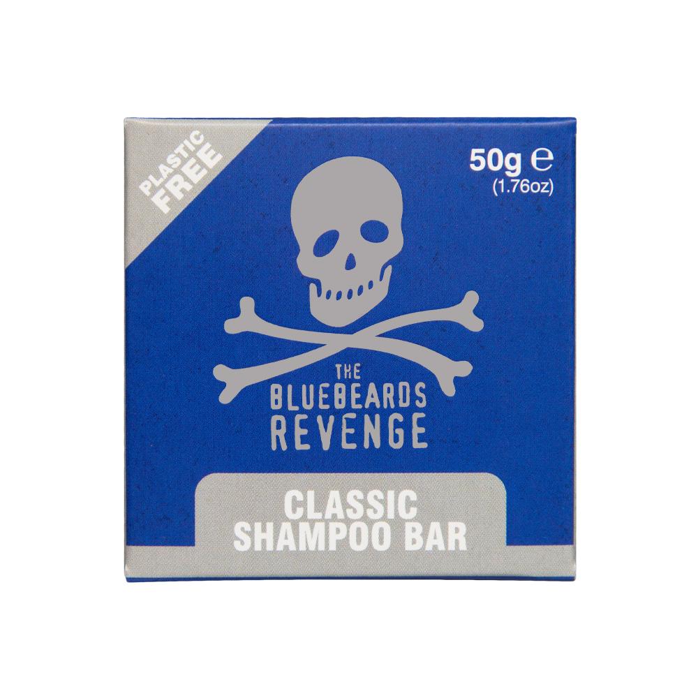 Bluebeards Revenge Classic mýdlo na vlasy 50 g
