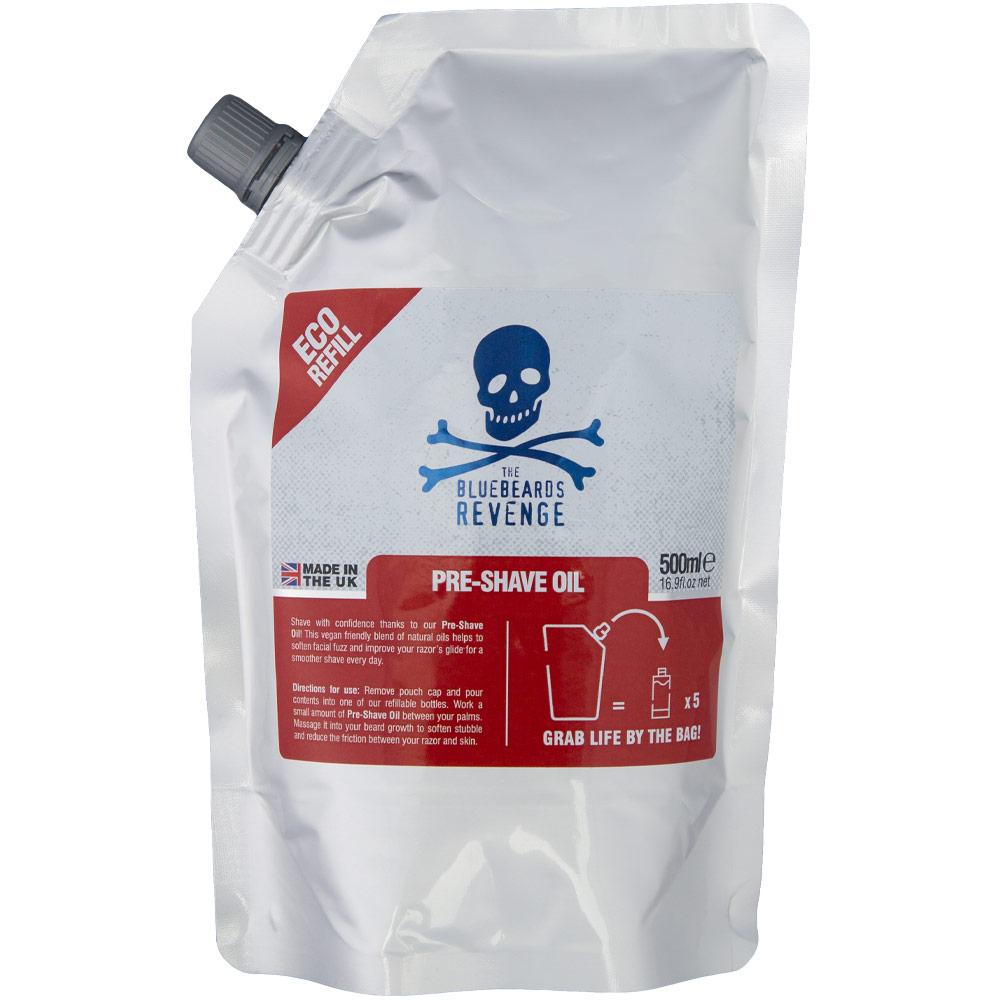 Bluebeards Revenge olej před holením 500 ml