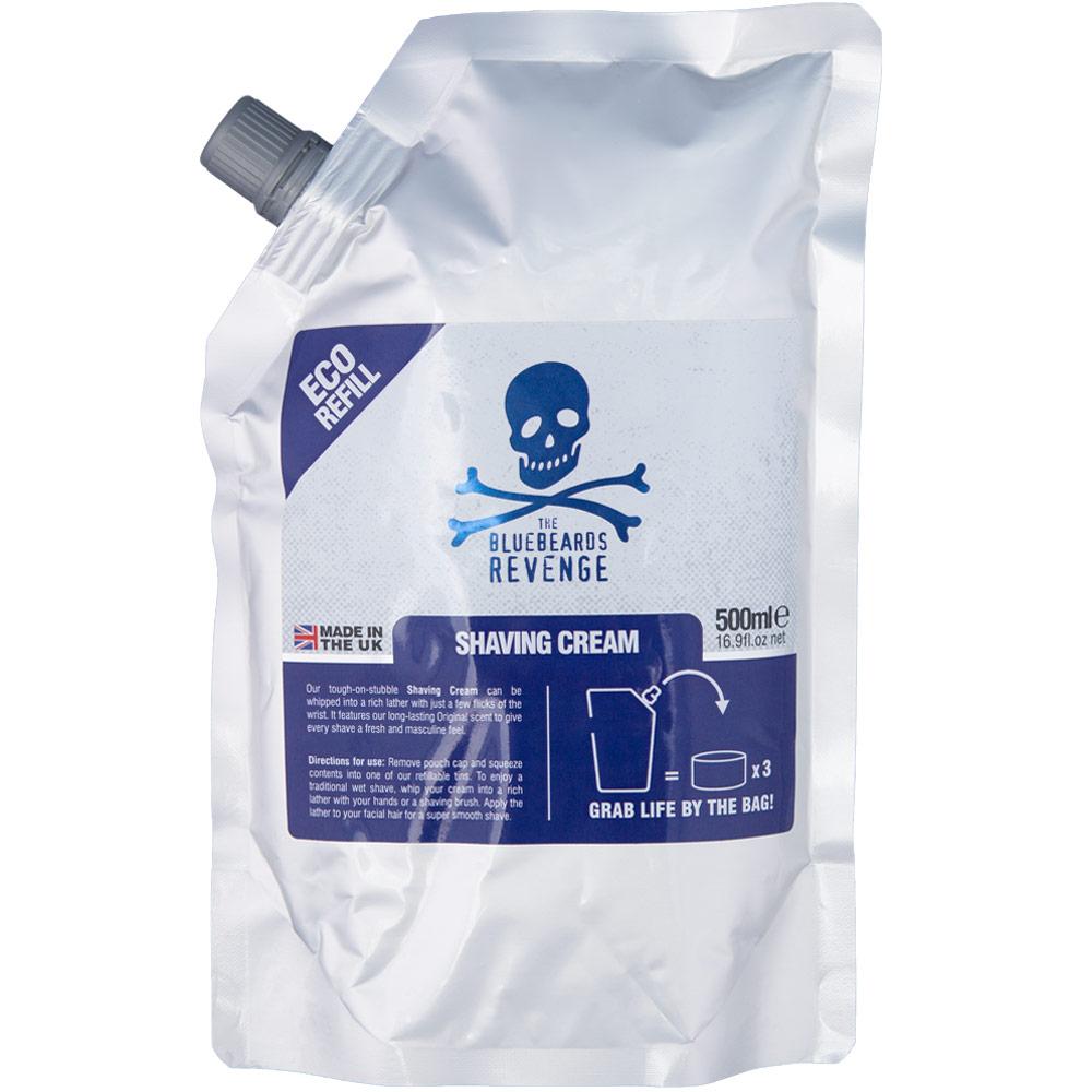 Bluebeards Revenge krém na holení 500 ml