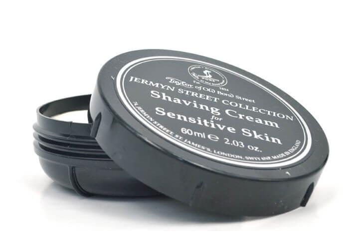 Jermyn Street Collection Sensitive Skin krém na holení 60ml