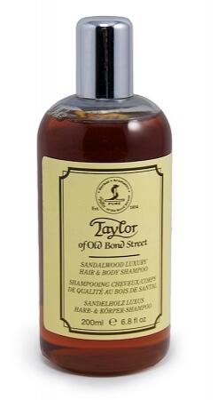 Taylor of Old Bond Street Sandalwood šampon 200 ml