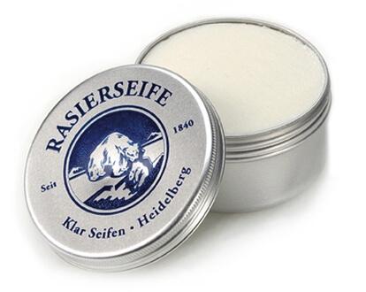 Klar Sport mýdlo na holení 110 g