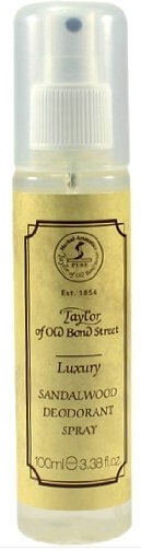 Taylor of Old Bond Street Sandalwood deodorant 100 ml