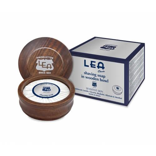 Lea Classic mýdlo na holení v misce 100 g