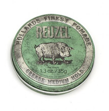 Reuzel Green Grease Medium Hold Hog, pomáda na vlasy 35g