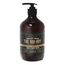 E-shop Scottish Fine Soaps The Rob Roy Whisky mycí gel na tělo a ruce 500 ml
