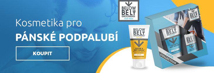 Luxusní-holení.cz - Péče Below the Belt